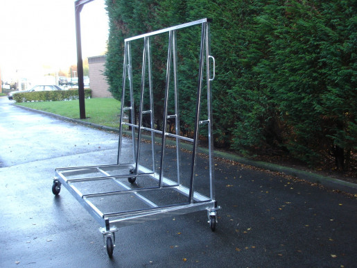 chariot simple de transport