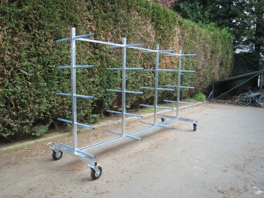 chariot transport horizontal profiles
